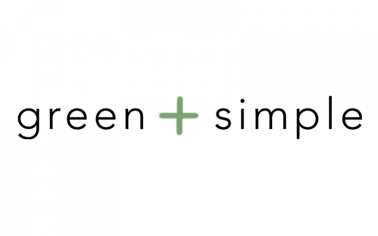 Green + Simple